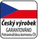 Český výrobek - garantováno Potravinářskou komorou ČR