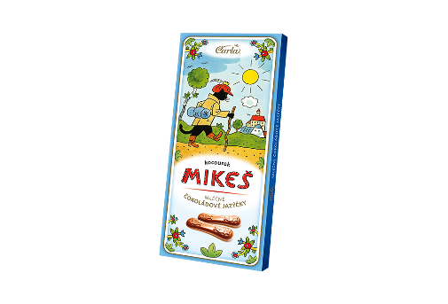 Kitten's kiss milk chocolate - Mikeš