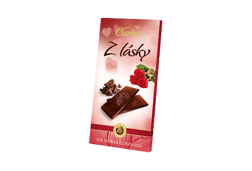 With Love - 70% dark chocolate